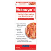 Garden of Life Wobenzym N 800 Tabs