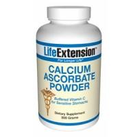 Life Extension Calcium Ascorbate 300 grams