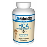 Life Extension 500mg HCA (Garcinia Cambogia) 90 Caps