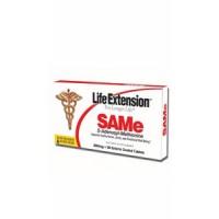 Life Extension SAMe (S-adenosylmethionine) 200 mg 20 Tabs