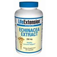 Life Extension Echinacea Extract 250mg 60 Caps