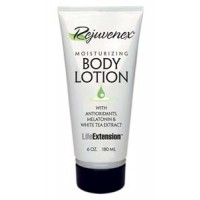 Life Extension Rejuvenex Body Lotion 6 oz