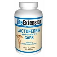 Life Extension Lactoferrin (apolactoferrin) CAPS 60 Caps