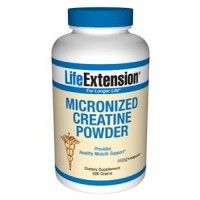Life Extension Micronized Creatine 500 grams