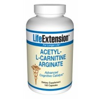 Life Extension Acetyl-L-Carnitine Arginate 100 Caps