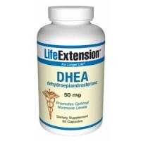Life Extension DHEA 50 mg 60 Caps