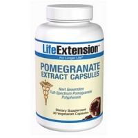 Life Extension Pomegranate Extract CAPS 30VC