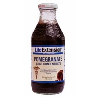 Life Extension Pomegranate Juice Concentrate 16oz