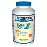 Life Extension Booster 60 Softgels