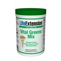 Life Extension Vital GreensMix 319.5 grams (11.27 oz.)