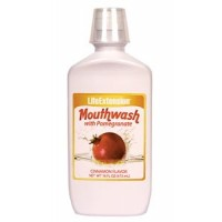 Life Extension Mouthwash with Pomegranate 16oz