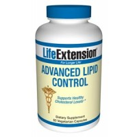 Life Extension Advanced Lipid Control  60 Vegecaps