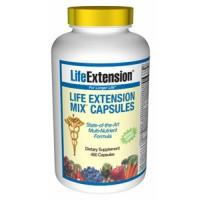 Life Extension Mix CAPS without Copper 490 Caps