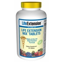 Life Extension Mix TABS without Copper 315 Tabs