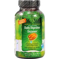 Irwin Naturals Daily Digestive Enzymes 45 Softgels