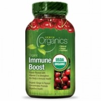 Irwin Naturals Organic Immune Boost 60 Tabs