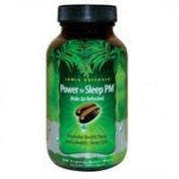Irwin Naturals Power to Sleep PM 120 Liquid Soft-Gels