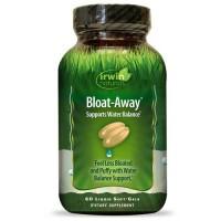 Irwin Naturals Bloat-Away 60 Liquid Softgels