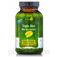 Irwin Naturals Triple-Diet 72 Liquid Soft Gels