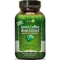 Irwin Naturals Green Coffee Bean Extract 60 Liquid Soft Gels