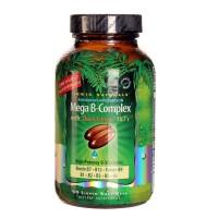 Irwin Naturals Mega B-Complex 60 Gels
