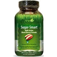 Irwin Naturals Sugar Smart 80 Liquid Soft Gels