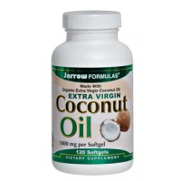 Jarrow Formulas Extra Virgin Coconut Oil MCT