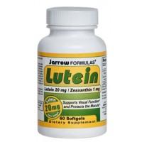 Jarrow Formulas Lutein 20mg Healthy Vision