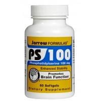 Jarrow Formulas PS100 Promotes Brain Function