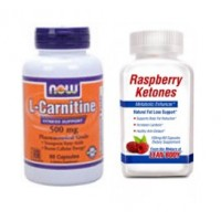 Labrada Stimulant Free Fat Loss Stack (L-Carnitine & Raspberry Ketones)