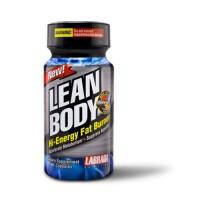 Labrada Nutrition Lean Body Fat Burner  60 Capsules