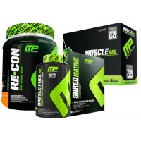 Muscle Pharm Lean Stack