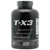 Lecheek Nutrition T-X3 180 Capsules