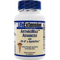 Life Extension ArthroMax Advanced with UC-II & ApresFlex 60 Caps