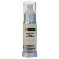 Life Extension Hyaluronic Facial Moisturizer
