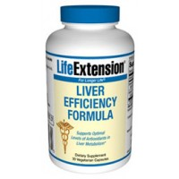 Life Extension Liver Efficiency Formula 30 Vege Caps