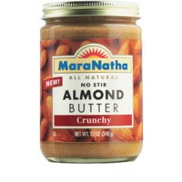 Maranatha Crunchy and Roasted Almond Butter