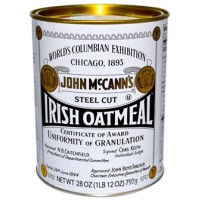 McCann's Irish Oatmeal Steel Cut 28oz