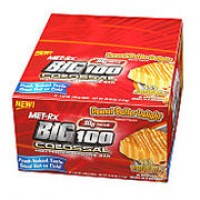 Met-Rx Big 100 Colossal Brownie 12Box