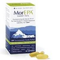 Minami Nutrition MorEPA Orange Flavor 60 Gels