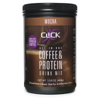Clickco CLICK Espresso Protein Drink Mocha 16 Oz