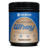 MRM 100% All Natural Whey 1.01 Lbs