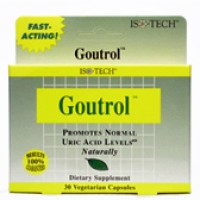 MRM Goutrol 200mg 30 VegeCaps