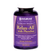 MRM Relax-All with Phenibut 60 Caps