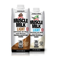 CytoSport Muscle Milk Light RTD 12-17 f