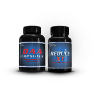 Serious Nutrition Solutions Natural Test and Cortisol Control Stack