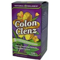 Natural Balance Colon Clenz 120 Vege Caps
