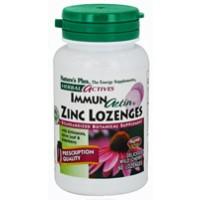 Nature's Plus Immun-Actin Zinc Loczenges 60 Loczenges