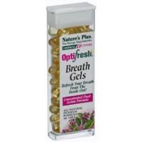 Nature's Plus Optifresh Breath Gels 12 Pack