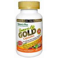 Nature's Plus Source of Life Gold 90 Vege Caps